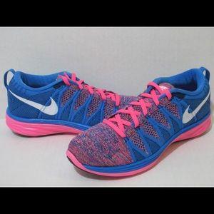 Womens Nike Flyknit Lunar 2